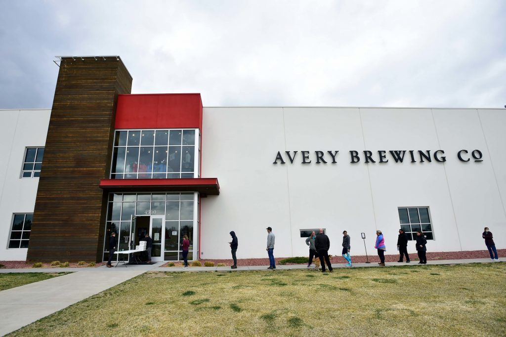 If you like drinking then don't forget to try out Avery's! Photo courtesy of Times-Call.